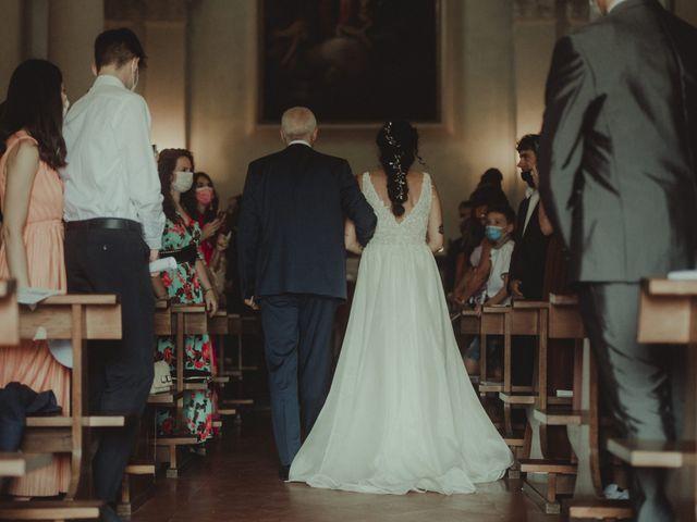 Il matrimonio di Marco e Chiara a Firenze, Firenze 32