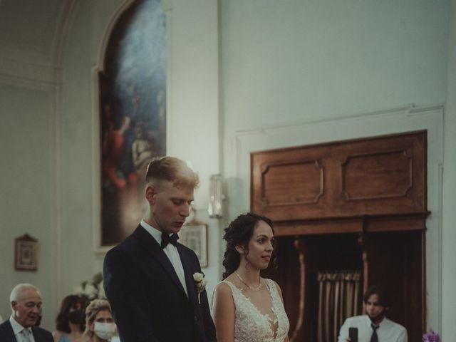 Il matrimonio di Marco e Chiara a Firenze, Firenze 36