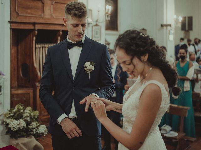 Il matrimonio di Marco e Chiara a Firenze, Firenze 52