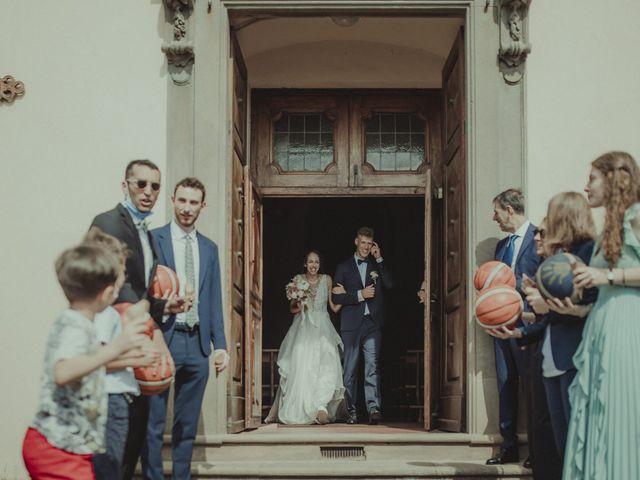 Il matrimonio di Marco e Chiara a Firenze, Firenze 71