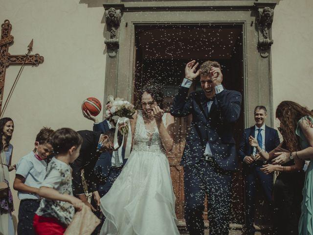 Il matrimonio di Marco e Chiara a Firenze, Firenze 76