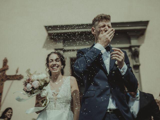 Il matrimonio di Marco e Chiara a Firenze, Firenze 77