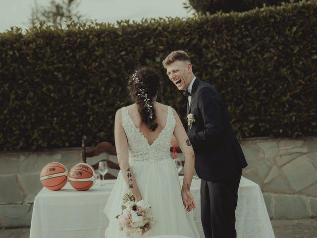 Il matrimonio di Marco e Chiara a Firenze, Firenze 173
