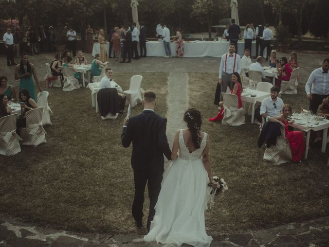 Il matrimonio di Marco e Chiara a Firenze, Firenze 176