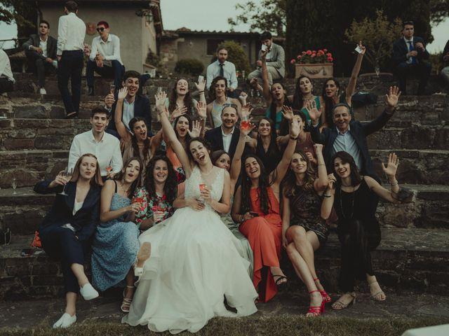 Il matrimonio di Marco e Chiara a Firenze, Firenze 182