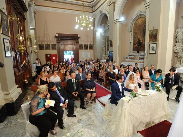 Il matrimonio di Maurizio e Elenia a Maglie, Lecce 21