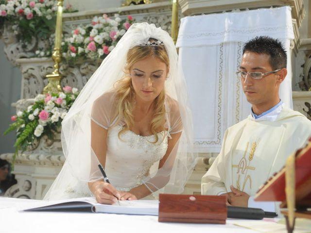 Il matrimonio di Maurizio e Elenia a Maglie, Lecce 23