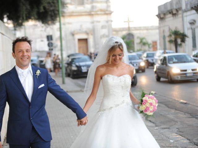 Il matrimonio di Maurizio e Elenia a Maglie, Lecce 33