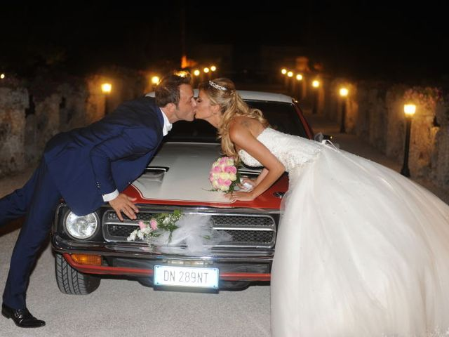 Il matrimonio di Maurizio e Elenia a Maglie, Lecce 35