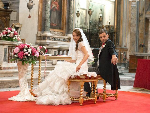 Il matrimonio di Alessandro e Denise a Roma, Roma 4