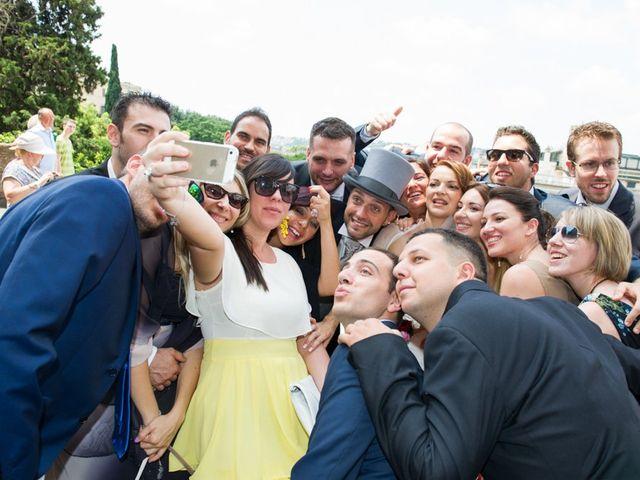 Il matrimonio di Alessandro e Denise a Roma, Roma 11