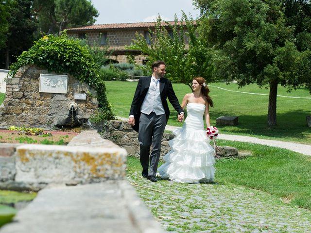 Il matrimonio di Alessandro e Denise a Roma, Roma 13