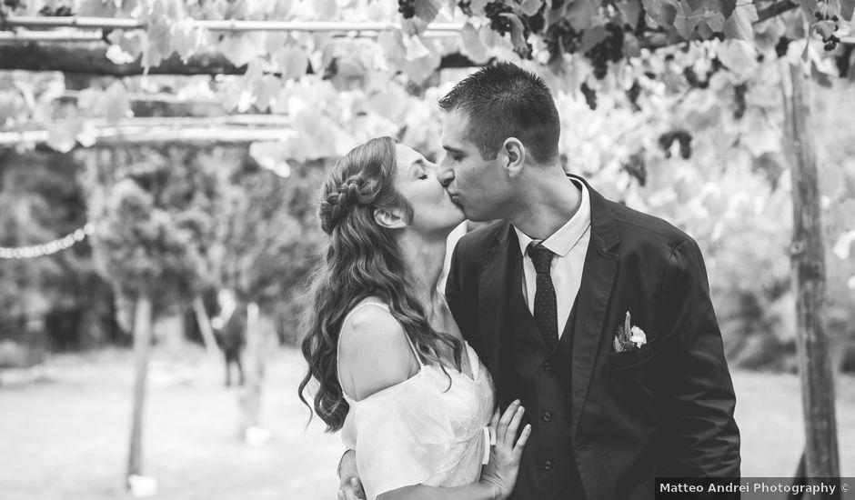 Il matrimonio di Davide e Carol a Carrara, Massa Carrara