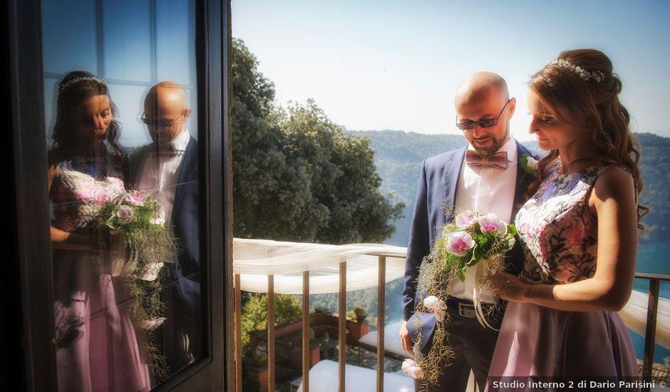 Il matrimonio di Ivan e Nicoletta a Roma, Roma