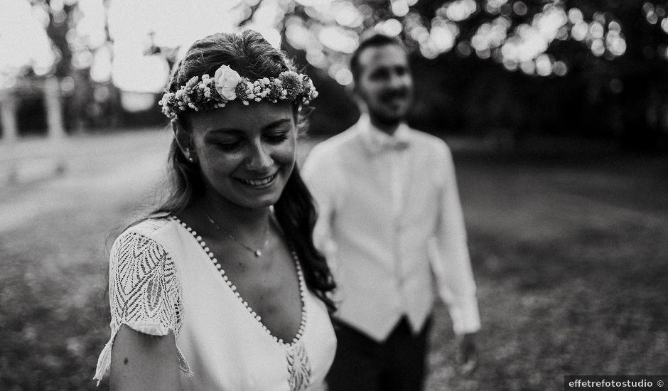 Il matrimonio di Luca e Veronica a Rottofreno, Piacenza
