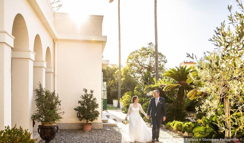 Il matrimonio di Rocco e Angela a Reggio di Calabria, Reggio Calabria