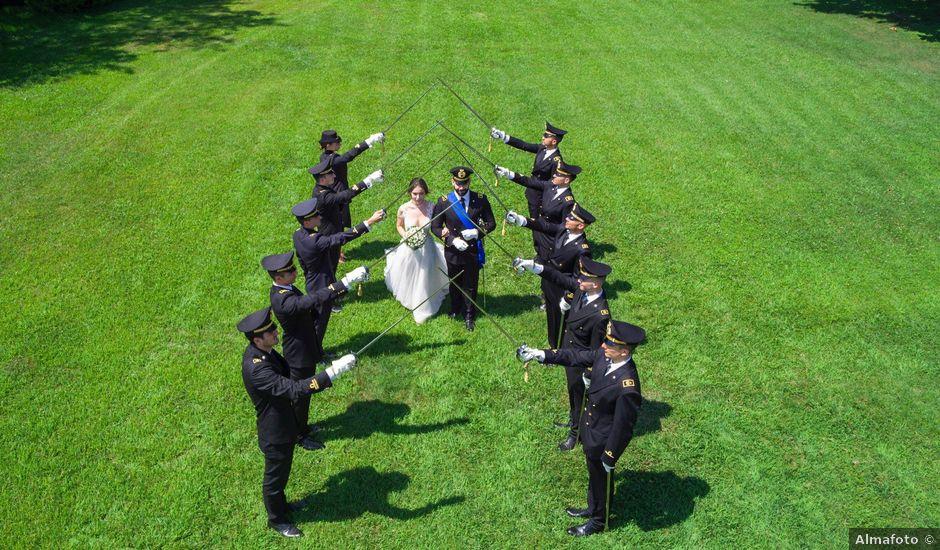 Il matrimonio di Alberto e Oriana a Cavour, Torino
