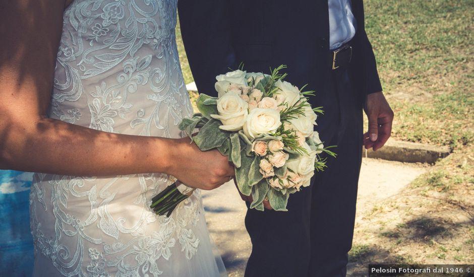 Il matrimonio di Valerio e Marilena a Albarella, Rovigo