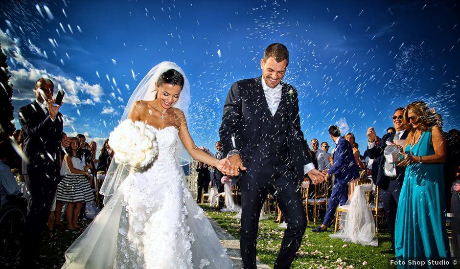 Il matrimonio di Devid e Chiara a Bassano Romano, Viterbo
