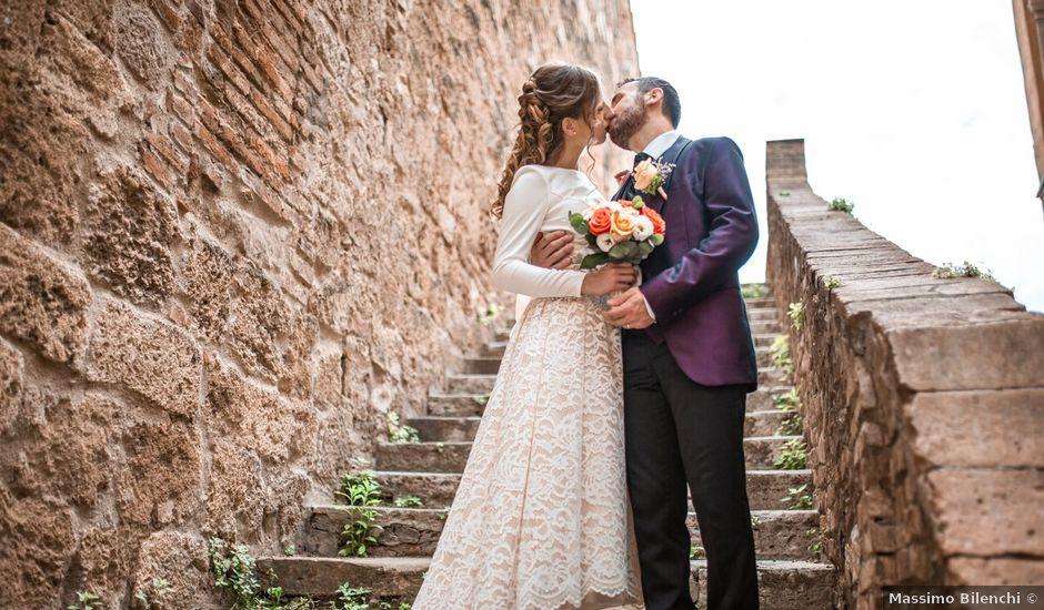 Il matrimonio di Gionatan e Francesca a Colle di Val d'Elsa, Siena