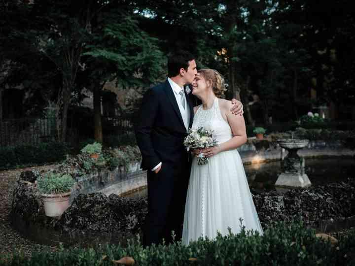 Le nozze di Rosa e Livio