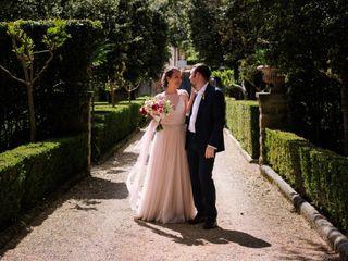 Le nozze di Ksenia e Kirill