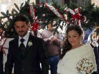 Le nozze di Maria e Domenico 1