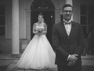 Le nozze di Carolin e Christian
