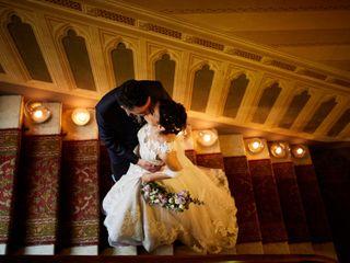 Le nozze di Aurora e Fabiano