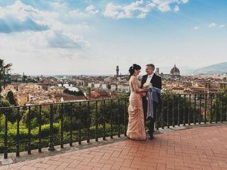 Le nozze di Attilio e Karina