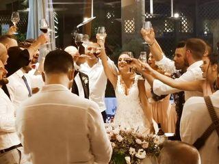 Le nozze di Erica e Luca 1