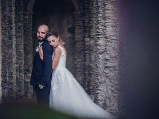 Le nozze di Erica e Luca