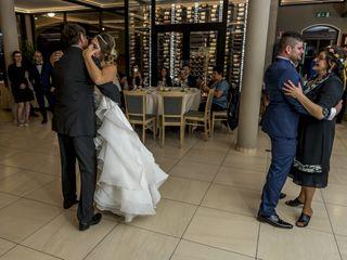 Le nozze di Alexandra e James 1