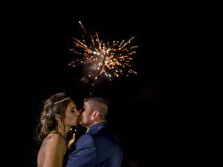 Le nozze di Alexandra e James 2