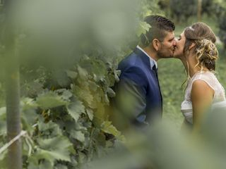 Le nozze di Alexandra e James
