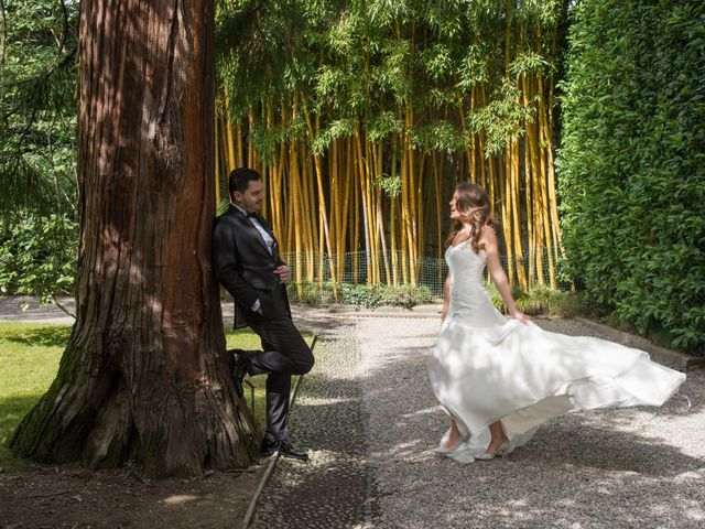 Le nozze di Ala e Dan