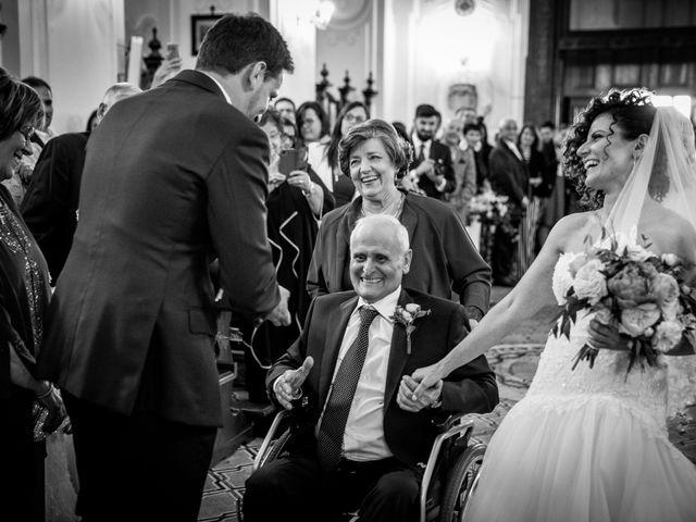 Il matrimonio di Antonio e Ester a Nola, Napoli 1