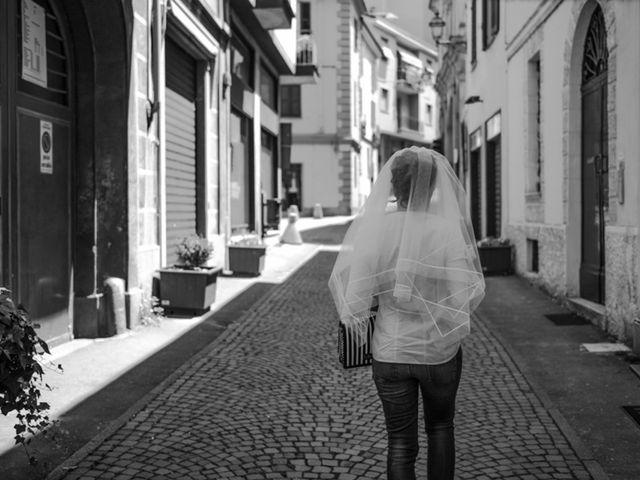 Il matrimonio di Matteo e Barbara a Garbagna, Alessandria 14