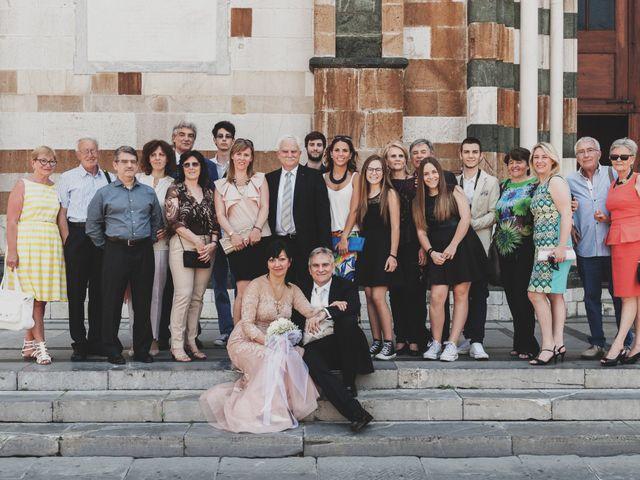 Il matrimonio di Karina e Attilio a Prato, Prato 6