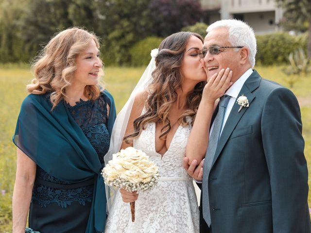 Il matrimonio di Gianluca e Tiziana a Capua, Caserta 55