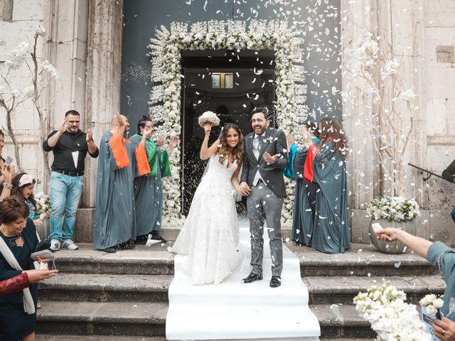 Il matrimonio di Gianluca e Tiziana a Capua, Caserta 79