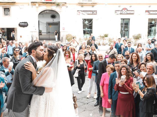 Il matrimonio di Gianluca e Tiziana a Capua, Caserta 80