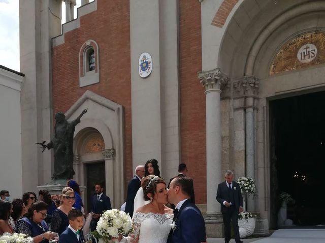 Il matrimonio di Massimo e Rosa a Mileto, Vibo Valentia 1