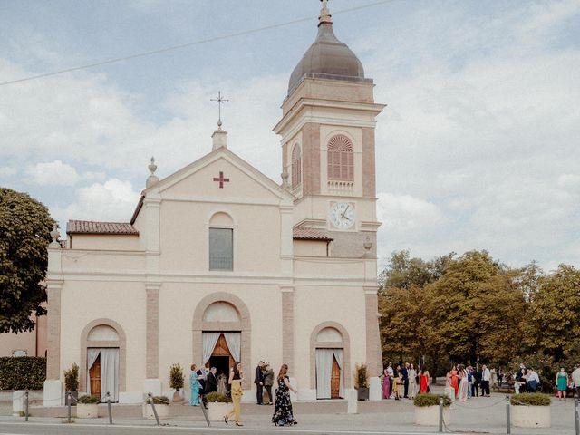 Il matrimonio di Gianluca e Laura a Formigine, Modena 35