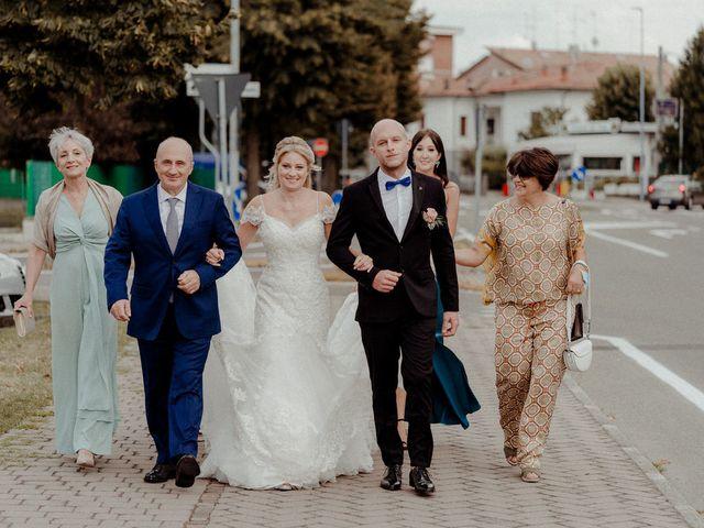 Il matrimonio di Gianluca e Laura a Formigine, Modena 36