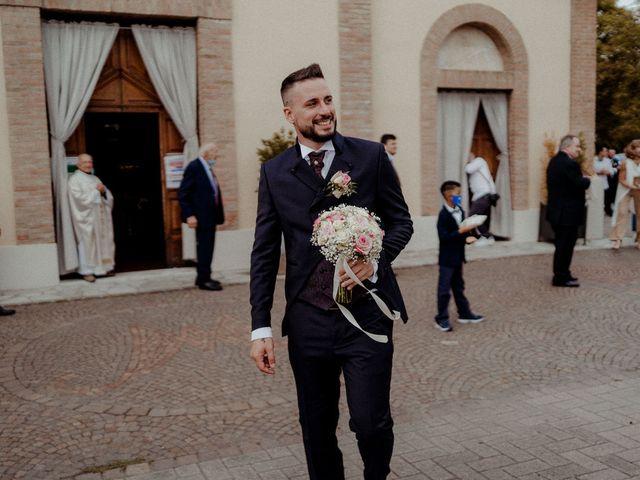 Il matrimonio di Gianluca e Laura a Formigine, Modena 37