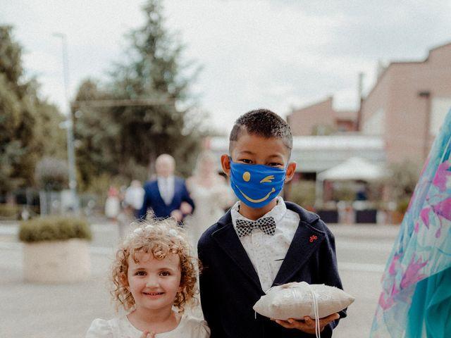 Il matrimonio di Gianluca e Laura a Formigine, Modena 41