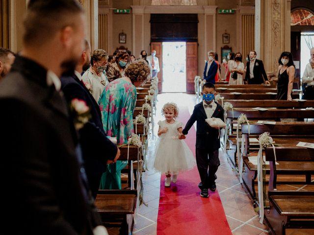 Il matrimonio di Gianluca e Laura a Formigine, Modena 43