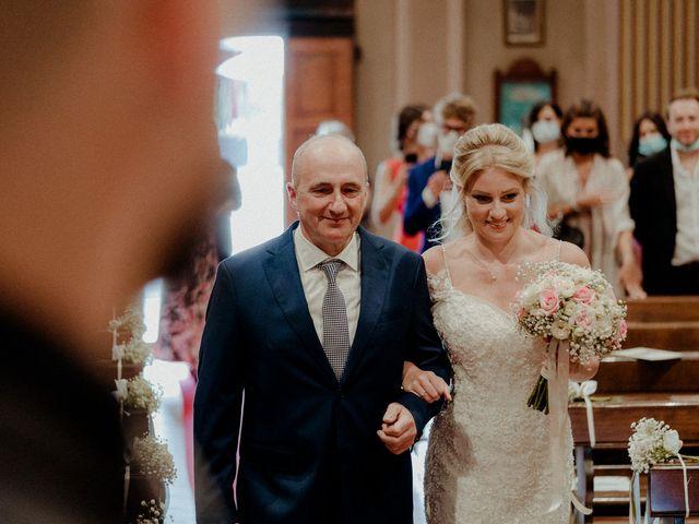 Il matrimonio di Gianluca e Laura a Formigine, Modena 44