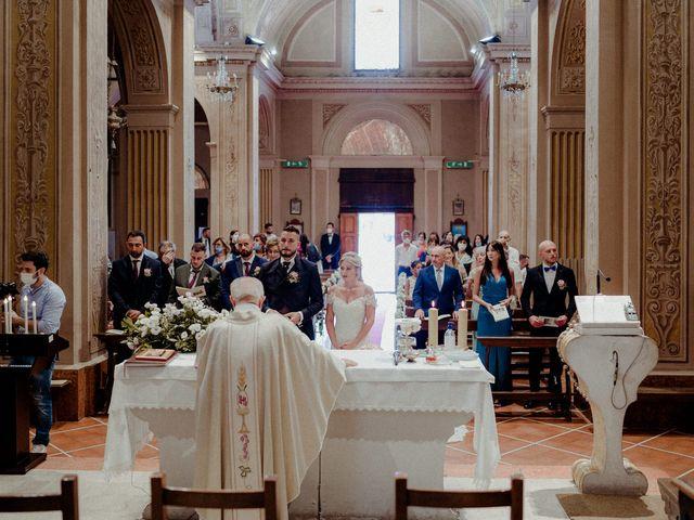 Il matrimonio di Gianluca e Laura a Formigine, Modena 45